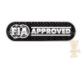 mit FIA Zulassung