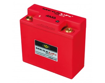 Megalife Racing Batterie MR-20 DMSB