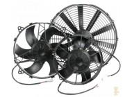 Hochleistungs-Ventilator SPAL 12 Volt blasend