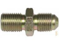 Adapter DIN-Außengewinde, konvex / konkav