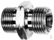 Adapter BSP- / DIN-Außengewinde konkav